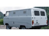Каркас кузова (фургон остекленный) инжектор, щиток приборов Евро-4. крепление н/о белая ночь