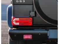 132-501LED-GL-N Фонарь задний УАЗ НЕОНОВЫЙ тюнинг фонаря (под Mercedes-Benz G-класс Гелендваген)
