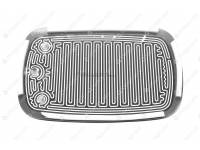 Зеркальный элемент УАЗ 452 н/о с электрообогревом