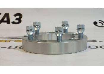Расширитель колеи (Проставки) УАЗ (5*139,7) 30 мм (дюраль), 1 шт